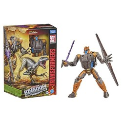 Transformers - Figurine Voyageur Kingdom War Cybertron