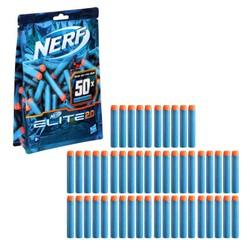 Nerf Elite 2.0 Recharge de 50 fléchettes