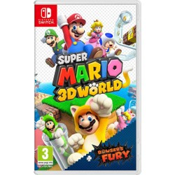 Super Mario 3D World + Bowser's Fury FR