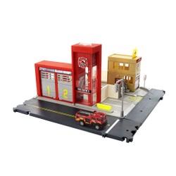 Coffret Matchbox Caserne de pompiers