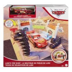 Cars - Playset (assortiment)
