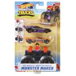 Hot Wheels Monster Truck - Monster Maker