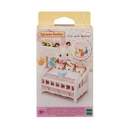 Le lit de bébé et mobile - Sylvanian Families - 5534