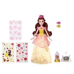 Disney Princess - Poupée Belle Robe enchantée