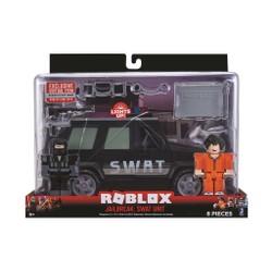 Roblox - Véhicule SWAT Unit avec 2 figurines