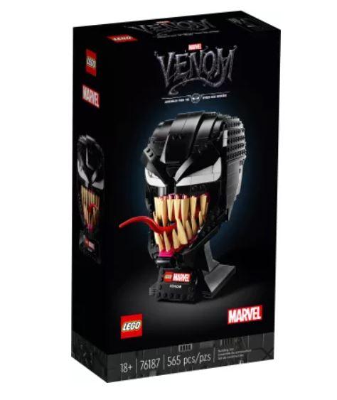 Venom - LEGO Spiderman - 76187