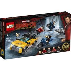 L'évasion des Dix Anneaux - LEGO Marvel - 76176