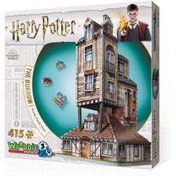 Harry Potter Puzzle 3D - Le Terrier - La Maison des Weasley