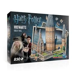 Harry Potter Puzzle 3D - La Grande Salle de Poudlard
