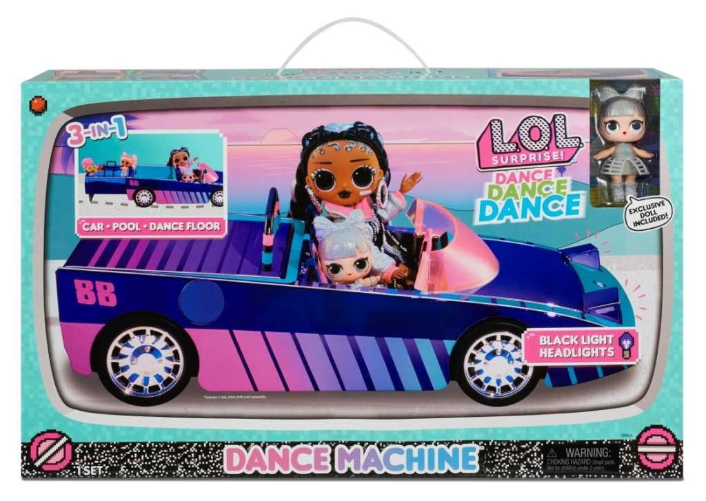 L.O.L Surprise! Dance Machine