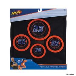 Cible d'entrainement portable Nerf