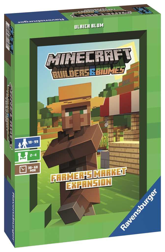 Minecraft - Extension Farmer s Market