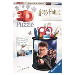 Puzzle 3D - Pot à crayons Harry Potter