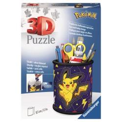 Puzzle 3D - Pot à crayons Pokémon