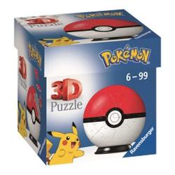Puzzle 3D - Pokéball