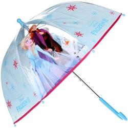 Parapluie transparent pour enfant La Reine des Neiges 2