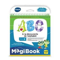 Magibook - À la découverte de l'alphabet