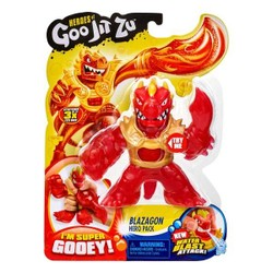 Figurine Goo Jit Zu - Blazagon Hero Pack