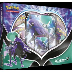 Pokémon - Coffret Sylveroy-V Cavalier du Froid/Cavalier d'Effroi (Assortiment)