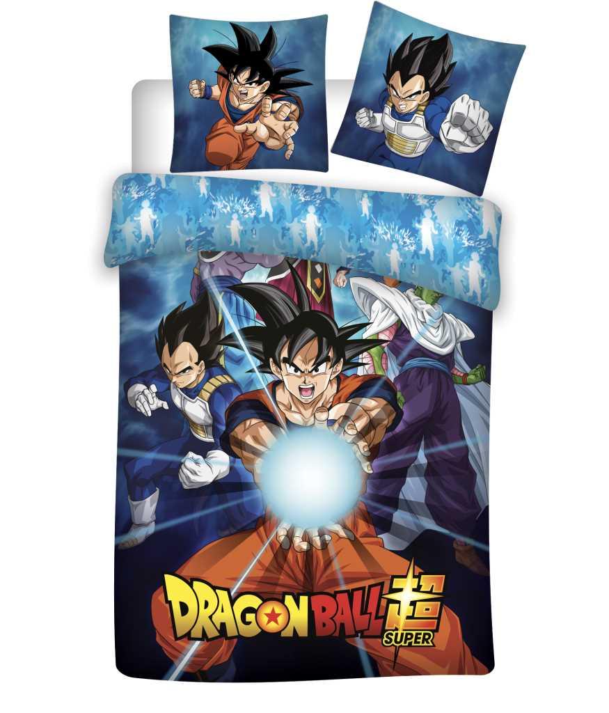 Parure de couette Dragon Ball