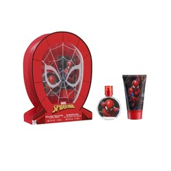 Coffret Eau de toilette Spider-Man 50 ml + accessoires