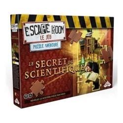 Escape Room Le Jeu Puzzle Aventure - Le Secret du Scientifique