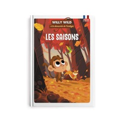 Willy Wild - Les saisons