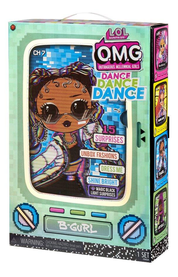 Poupée LOL Surprise OMG Dance - B-Gurl