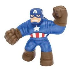Héros Goo Jit Zu Marvel 11 cm - Captain America