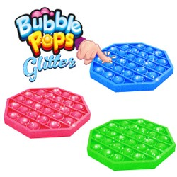 Pop It Bubble Pops Glitter