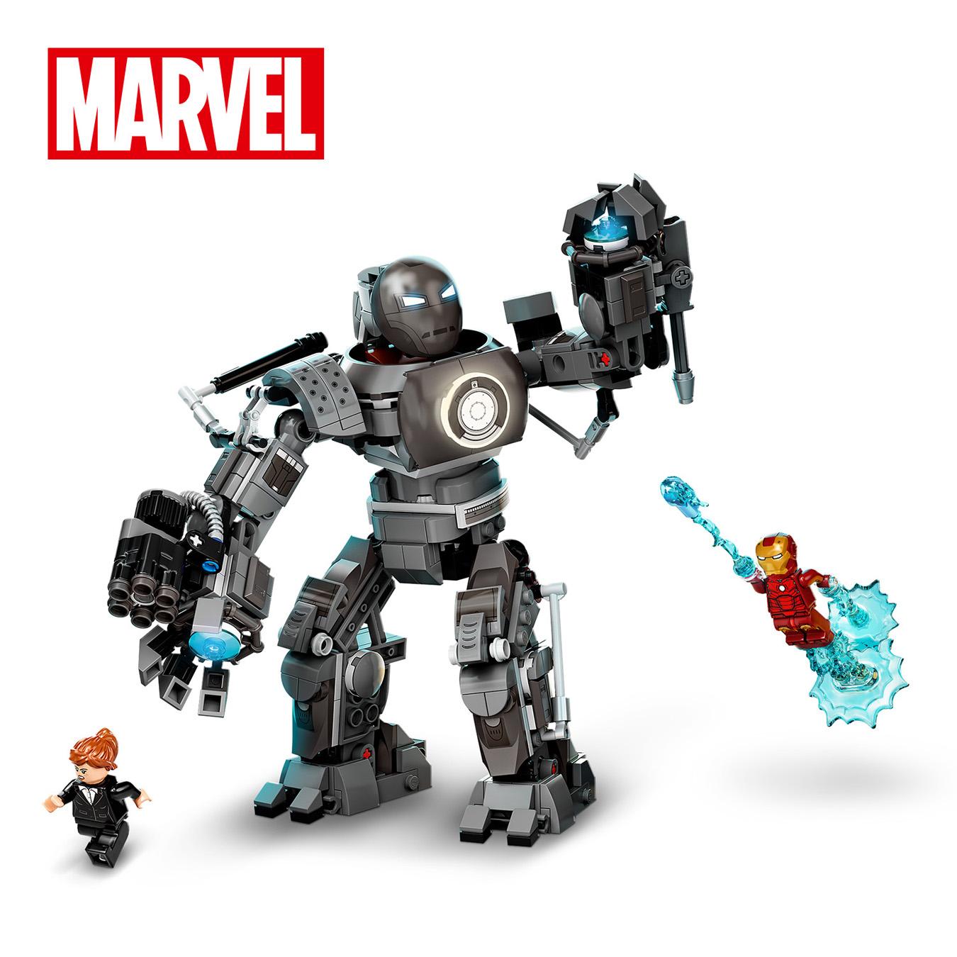 Iron Man: la destruction d'Iron Monger - LEGO Marvel - 76190