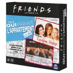 Friends - Celui qui pariait l'appartement - Jeu