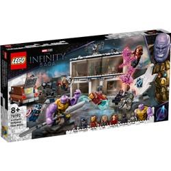 Le combat final d'Avengers: Endgame - LEGO Marvel - 76192