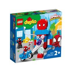Le QG de Spider-Man - LEGO DUPLO - 10940
