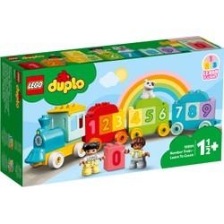 Le train des chiffres - Apprendre à compter - LEGO DUPLO - 10954