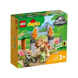 L'évasion du T-Rex et du Triceratops - LEGO DUPLO - 10939