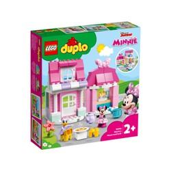 La maison et le café de Minnie - LEGO DUPLO - 10942