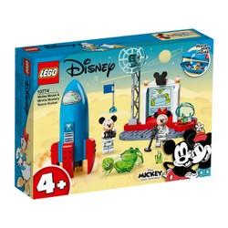 La fusée spatiale de Mickey Mouse et Minnie Mouse - LEGO Disney - 10774