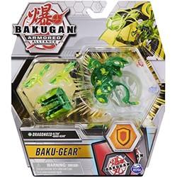 Bakugan Ultra Baku-Gear Pack - Dragonoid Ultra + Baku-Gear