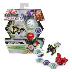Starter Pack Bakugan Saison 2 - Hydorous x Thryno Ultra