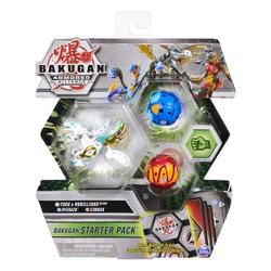 Starter Pack Bakugan Saison 2 - Trox x Nobillious Ultra