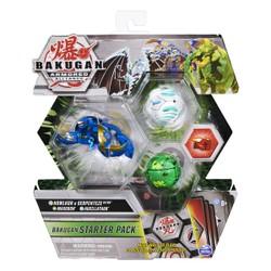 Starter Pack Bakugan Saison 2 - Howlkor x Serpenteze Ultra