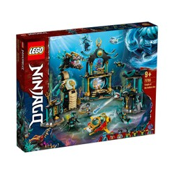 Le Temple de la Mer sans fin - LEGO Ninjago - 71755