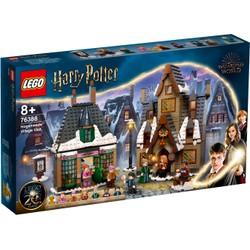 Visite du village de Pré-au-Lard - LEGO Harry Potter - 76388