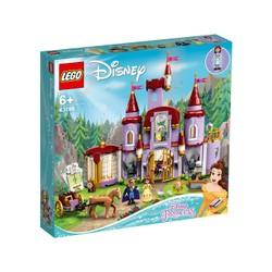 Le château de la Belle et la Bête - LEGO Disney - 43196