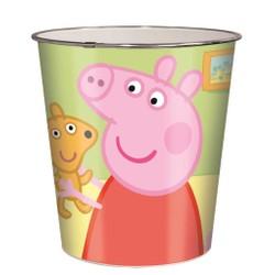 Corbeille à papier Peppa Pig