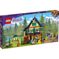 Le centre équestre de la forêt - LEGO Friends - 41683