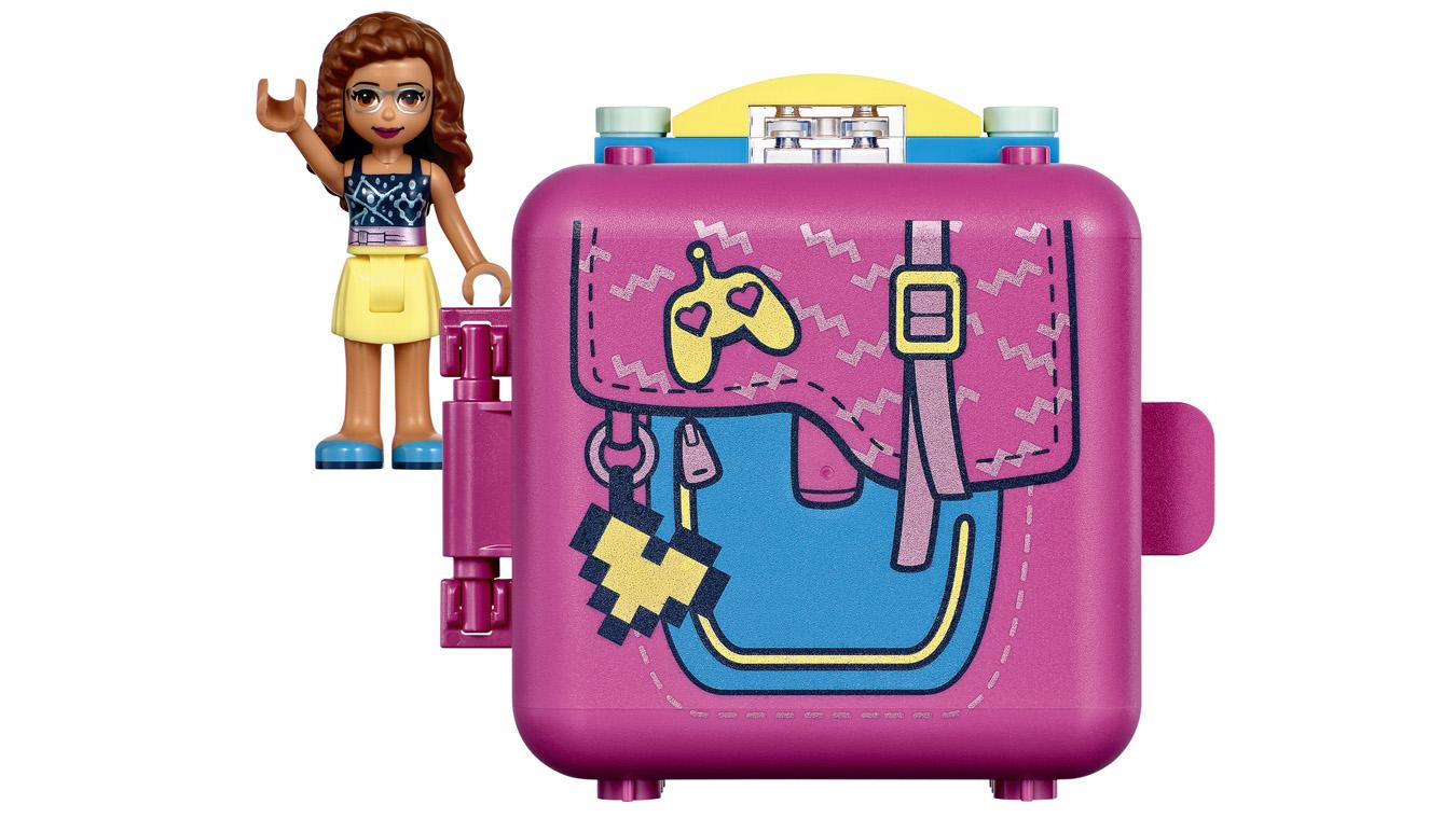 Le cube de jeu d Olivia - LEGO Friends - 41667