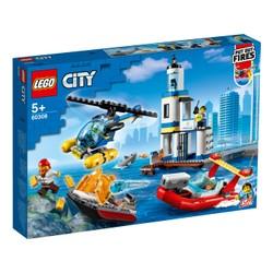 Les gardes-côtes et les marins-pompiers en mission - LEGO City - 60308