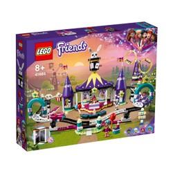 Les montagnes russes de la fête foraine magique - LEGO Friends - 41685